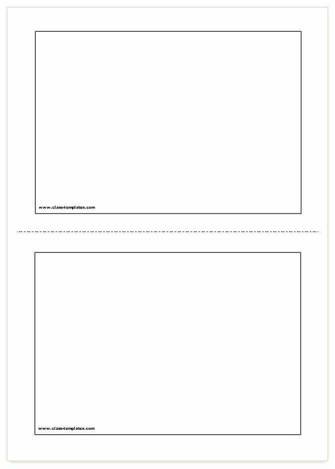 Free Note Card Template New Free Flash Card Template Blank Templates Printable Cards