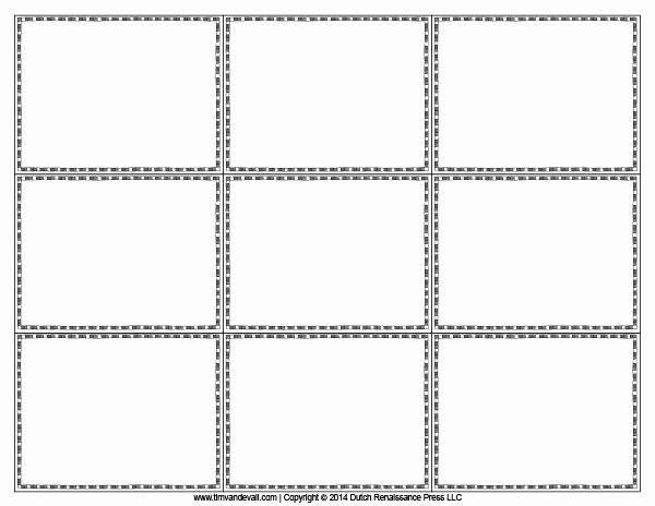 Free Note Card Template Unique Blank Flash Card Templates Printable Flash Cards