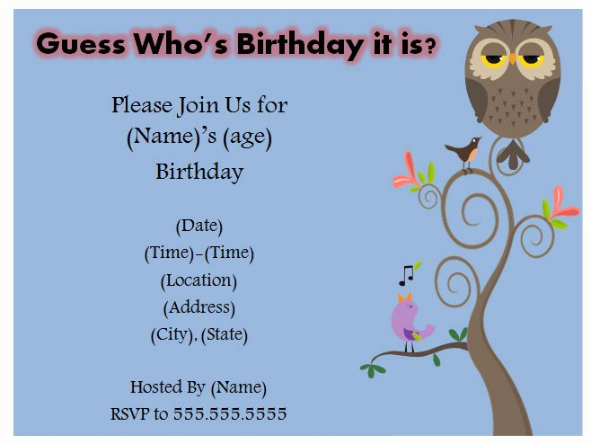 Free Owl Invitation Template Elegant Owl Invitations Template Invitation Template