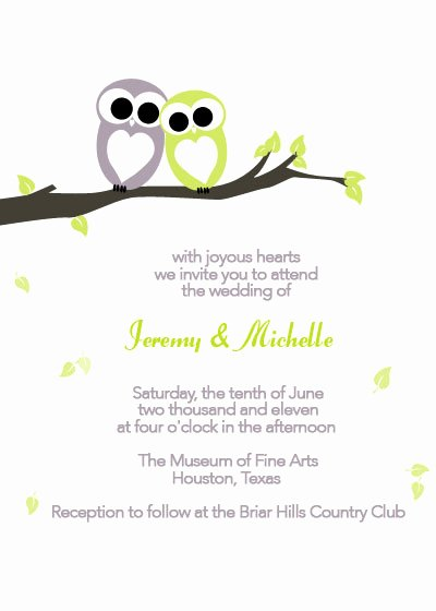 Free Owl Invitation Template Fresh Owls In Love Printable Invitation ← Wedding Invitation