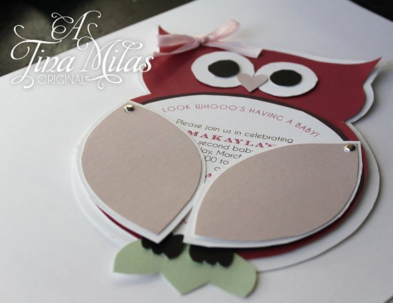 Free Owl Invitation Template Unique 9 Best Of Owl Invitation Template Printable Free