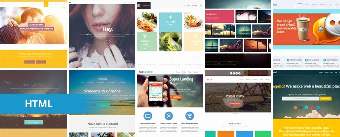 Free Parallax Website Template New Responsive Parallax Website Template 20 Best Parallax