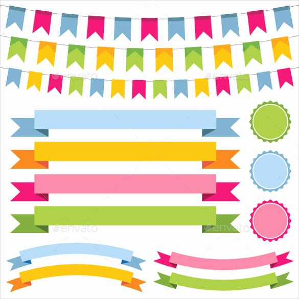Free Pennant Banner Template Best Of 23 Pennant Banner Templates Psd Ai Vector Eps