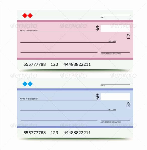 Free Personal Check Template Elegant 24 Blank Check Template Doc Psd Pdf & Vector formats