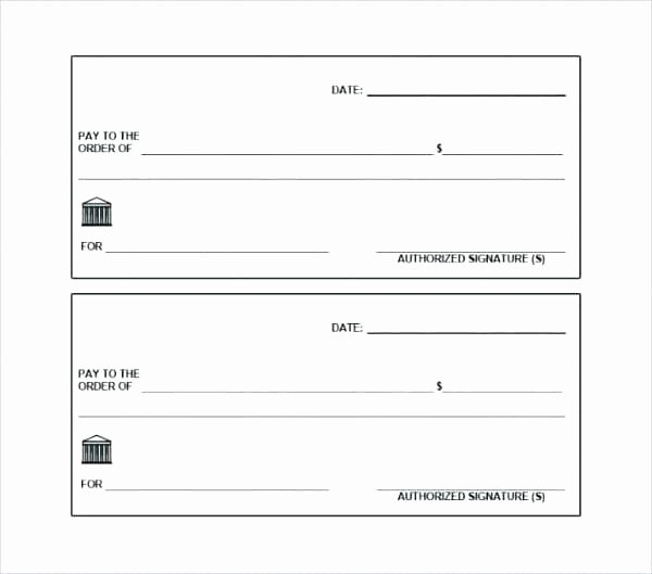 Free Personal Check Template New Template Fillable Pay Stub Template Tario Check