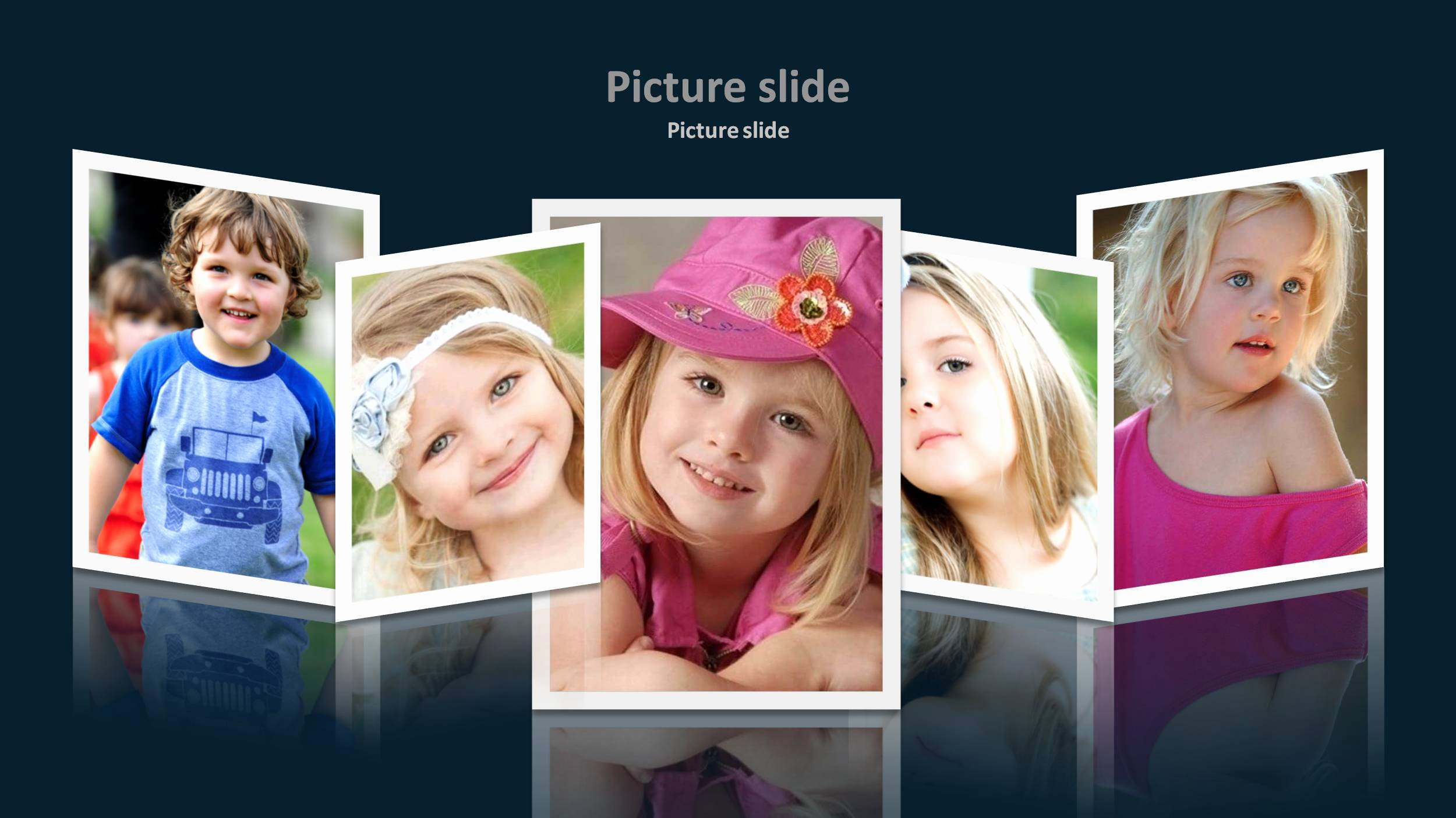 Free Photo Album Template Awesome Album 2 Powerpoint Presentation Template by Rainstudio