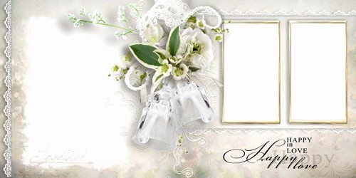 Free Photo Album Template Elegant Wedding Psd Backgrounds Shop Free Download