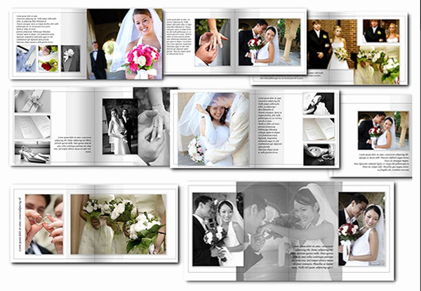 Free Photo Album Template Fresh 6 Wedding Album Templates Website Wordpress Blog