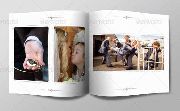 Free Photo Album Template Luxury 45 Wedding Album Design Templates Psd Ai Indesign