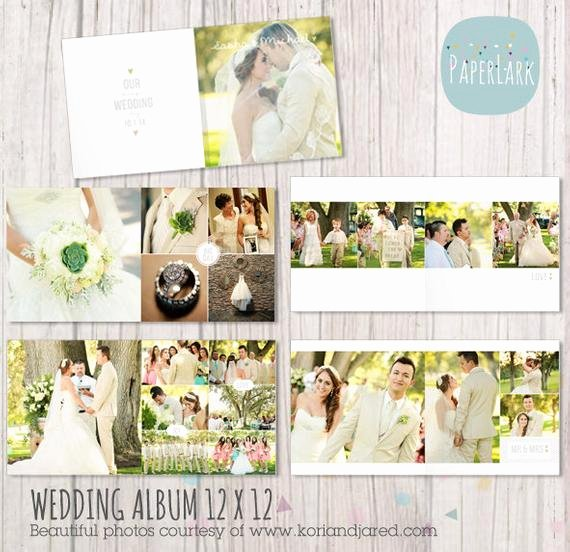 Free Photo Album Template New Wedding Album Template 12 X 12 and 10x10 Inch by