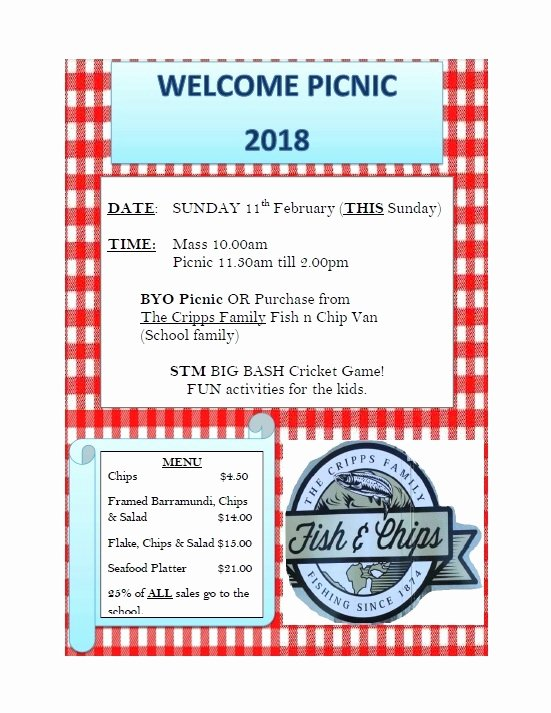 Free Picnic Flyer Template Lovely 45 Awesome Picnic Flyer Templates Free Download