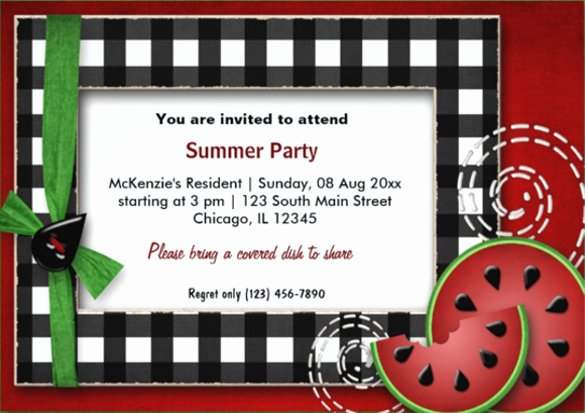 Free Picnic Invitation Template Awesome 26 Picnic Invitation Templates Psd Word Ai