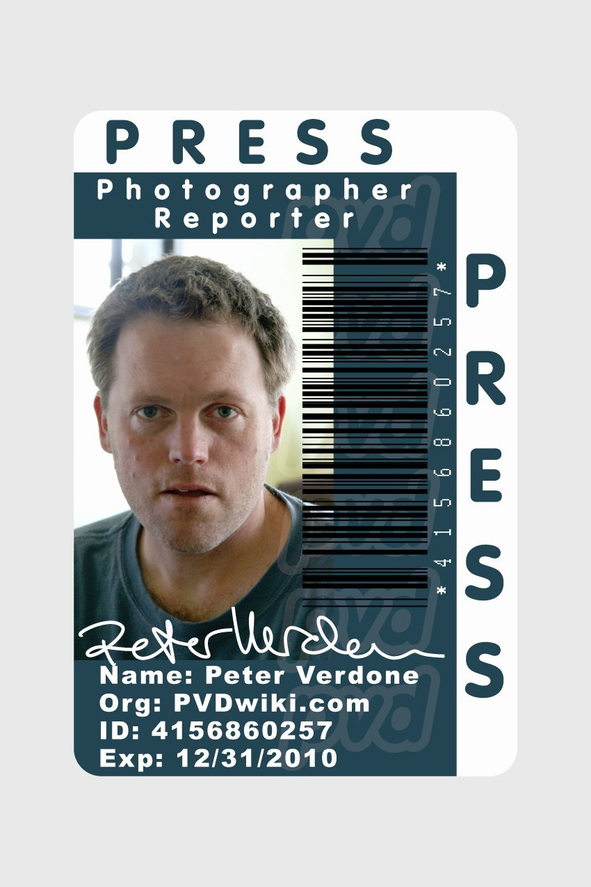 Free Press Pass Template Fresh Sample Press Passes