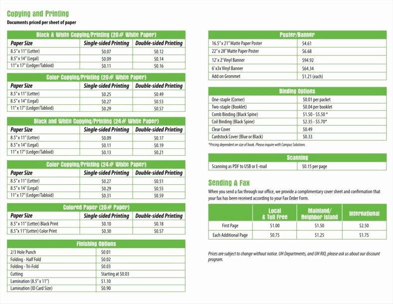 Free Price List Template Elegant 9 Retail Price List Templates Free Word Pdf Excel