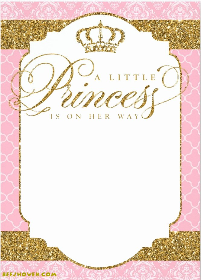 free printable princess baby shower invitations including chic baby shower invitation templates with full of pleasure environment 20