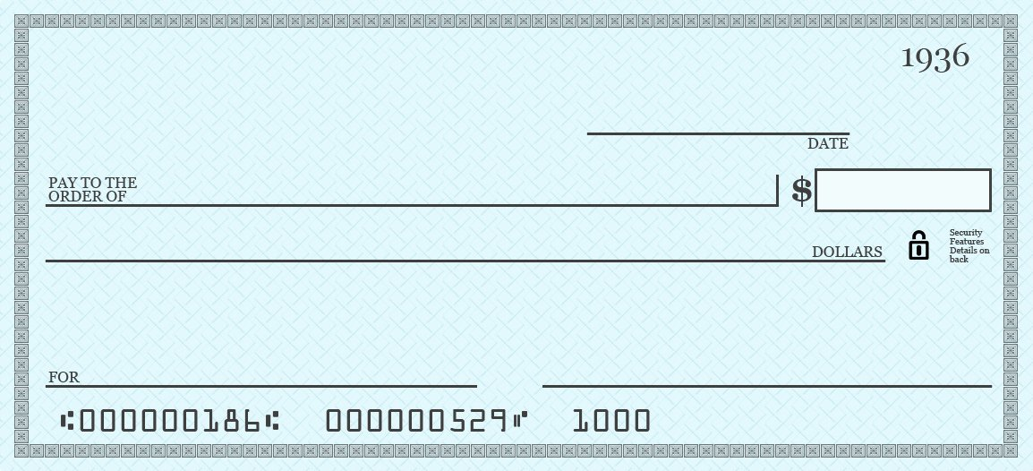 Free Printable Checks Template Unique How Do You Write A Check to Pay for something