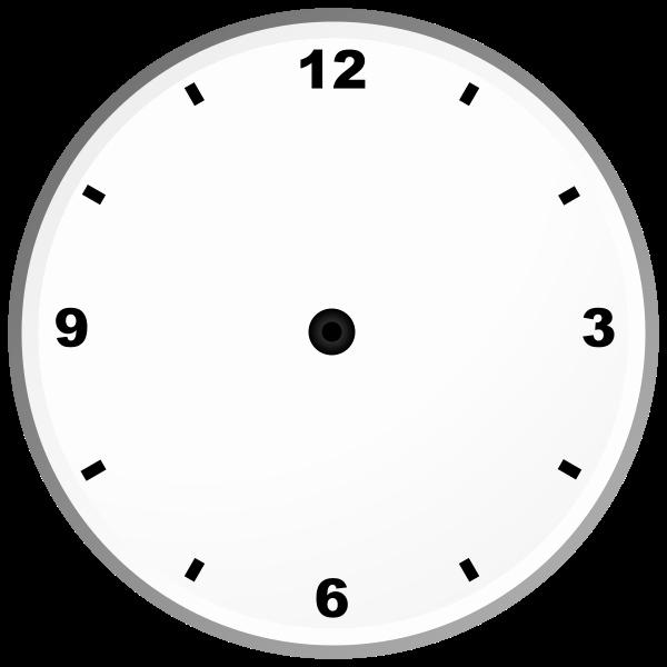 Free Printable Clock Template Elegant File Analogue Clock Faceg Wikimedia Mons
