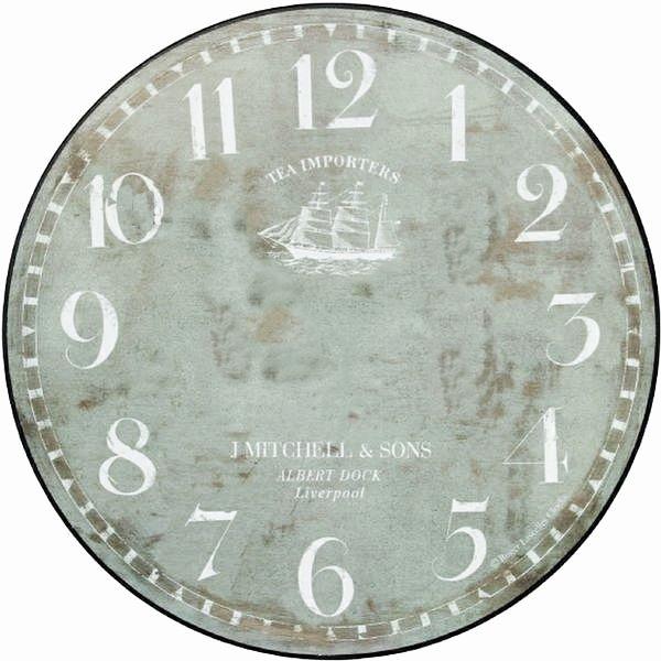 Free Printable Clock Template Fresh New Years Eve Game