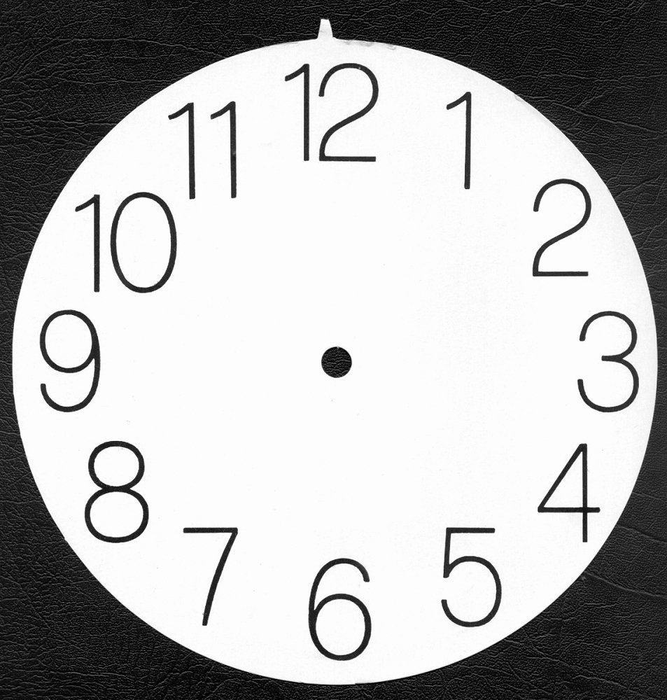 Free Printable Clock Template Lovely Printable Clock Face Templates