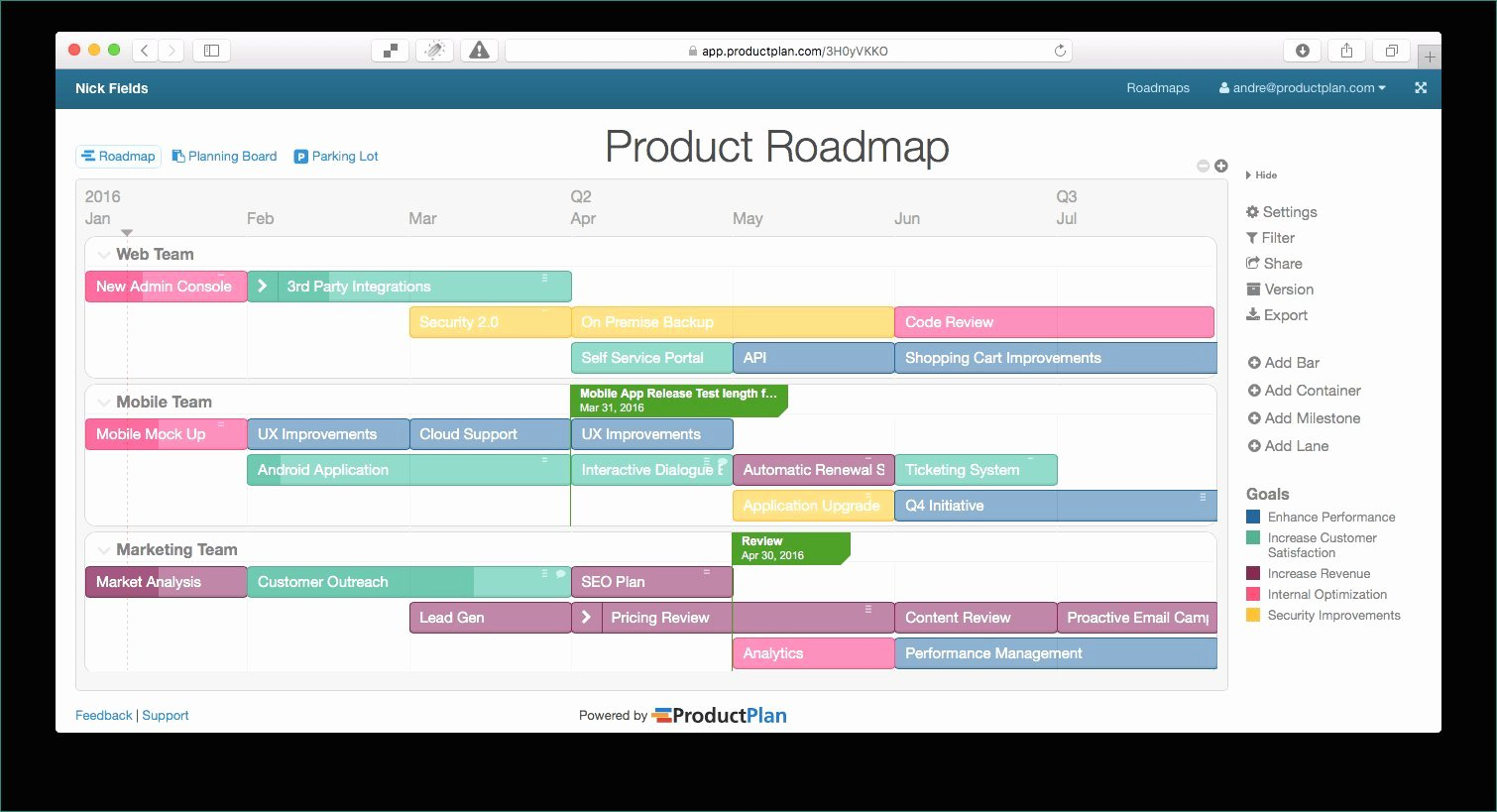 Free Project Roadmap Template Beautiful Project Roadmap Template Ppt Free Download original Agile
