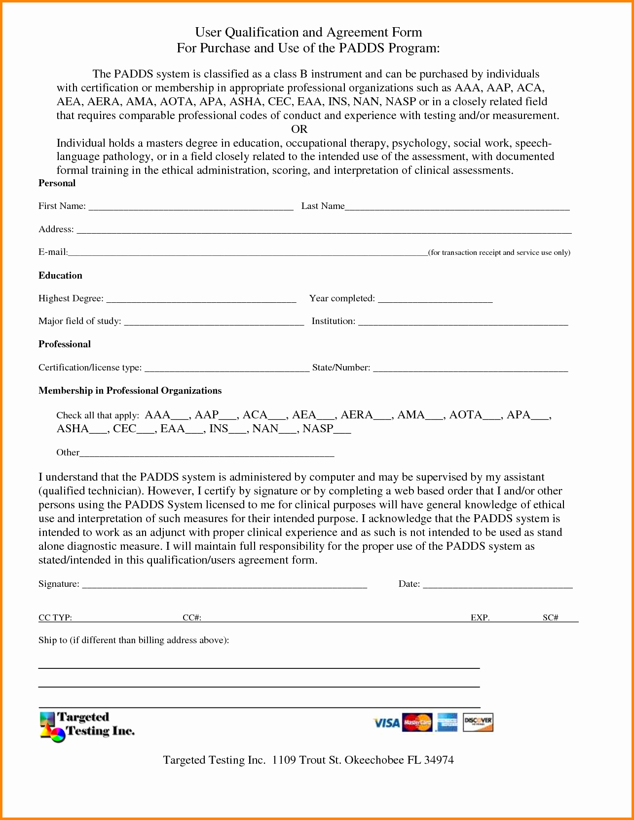 Free Purchase Agreement Template Luxury Free Purchase Agreement Template