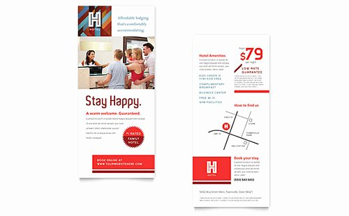 Free Rack Card Template Luxury Free Rack Card Templates