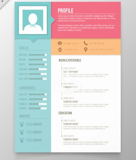 Free Resume Website Template Best Of Download 35 Free Creative Resume Cv Templates Xdesigns