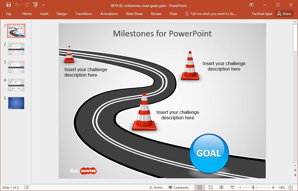 Free Roadmap Template Powerpoint Best Of Best Roadmap Templates for Powerpoint