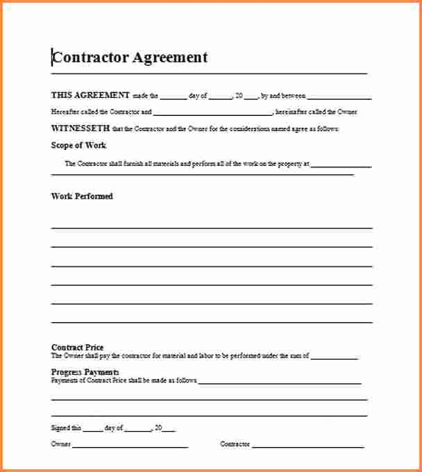 Free Roofing Contract Template Inspirational Free Roofing Proposal forms Template