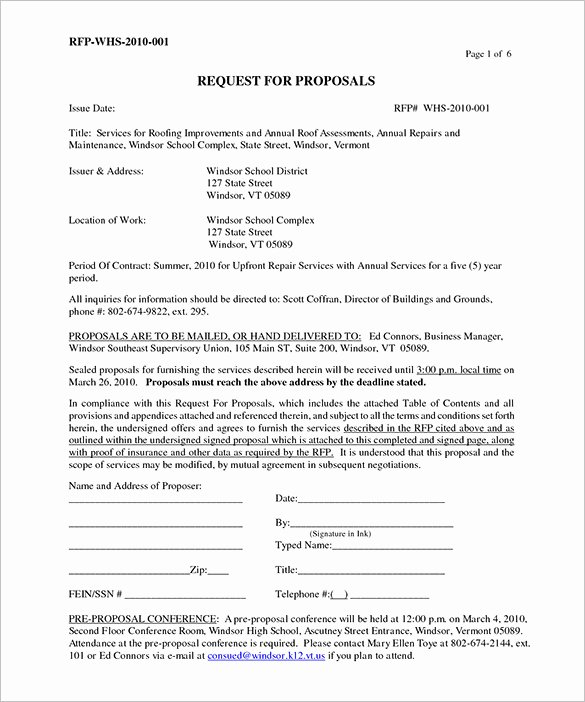Free Roofing Contract Template Unique 6 Roofing Contract Templates – Free Pdf format Download
