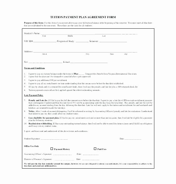 installment agreement form payment format advance sale property instalment template retail sales contract pro
