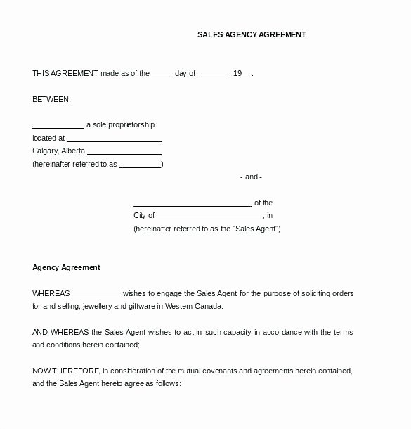 Free Sales Agreement Template New Monthly Payment Agreement Template – Flybymedia