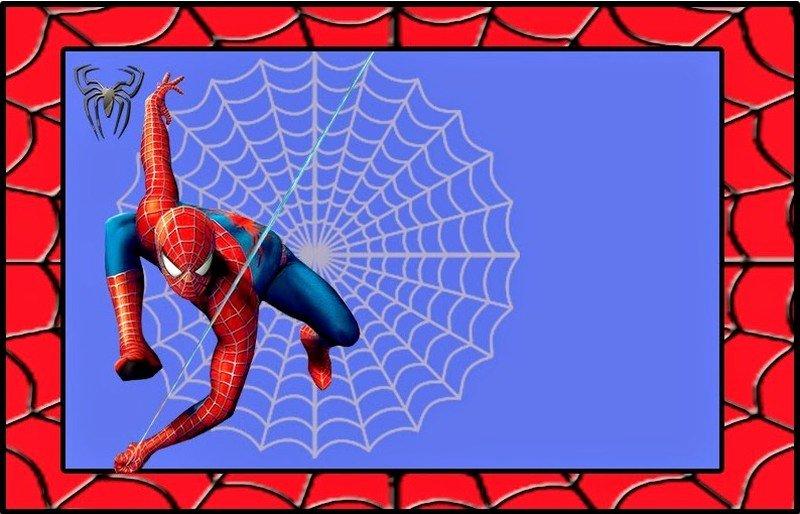 Free Spiderman Invitation Template Beautiful Free Printable Spiderman Birthday Invitation for Boys