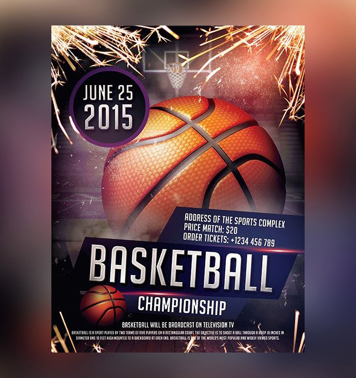 Free Sports Flyer Template Best Of 27 Free Sports Flyer Psd Templates for Download Designyep