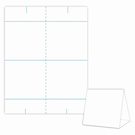 Free Table Tent Template Inspirational Table Tents Design Templates and Tent On Pinterest