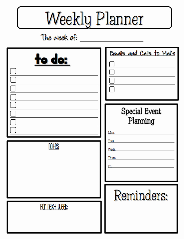 Free Teacher Planner Template Unique the Best Of Teacher Entrepreneurs Free Misc Lesson