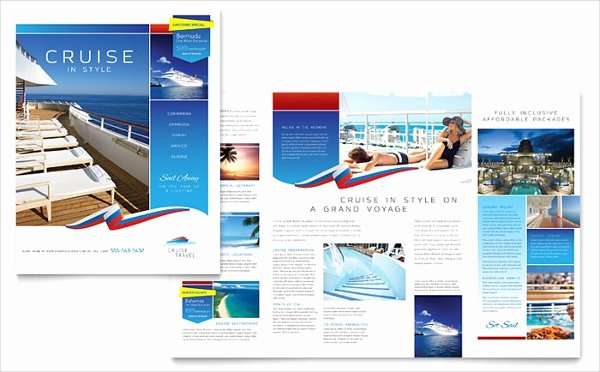 Free Travel Brochure Template Best Of 30 Travel Brochure Templates Free Psd Ai Eps format