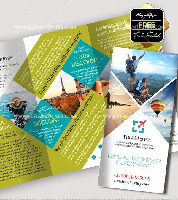 Free Travel Brochure Template Best Of top 20 Free Vacation & Travel Brochure Templates In Psd