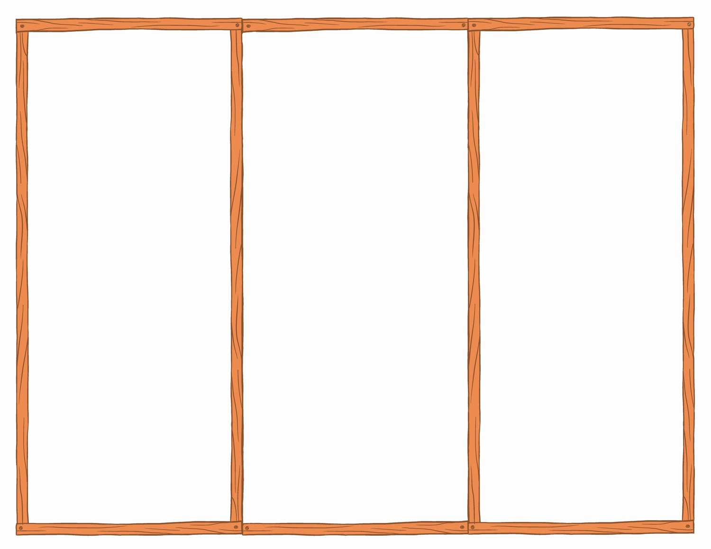 Free Tri Fold Template Elegant Word Tri Fold Brochure Template Download