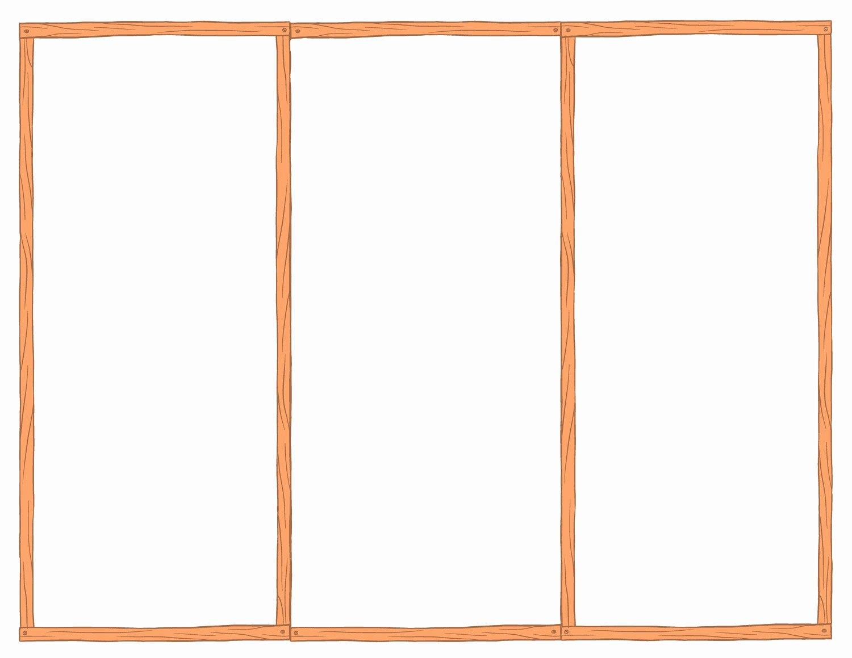 Free Tri Fold Template Fresh Blank Tri Fold Brochure Template Mughals