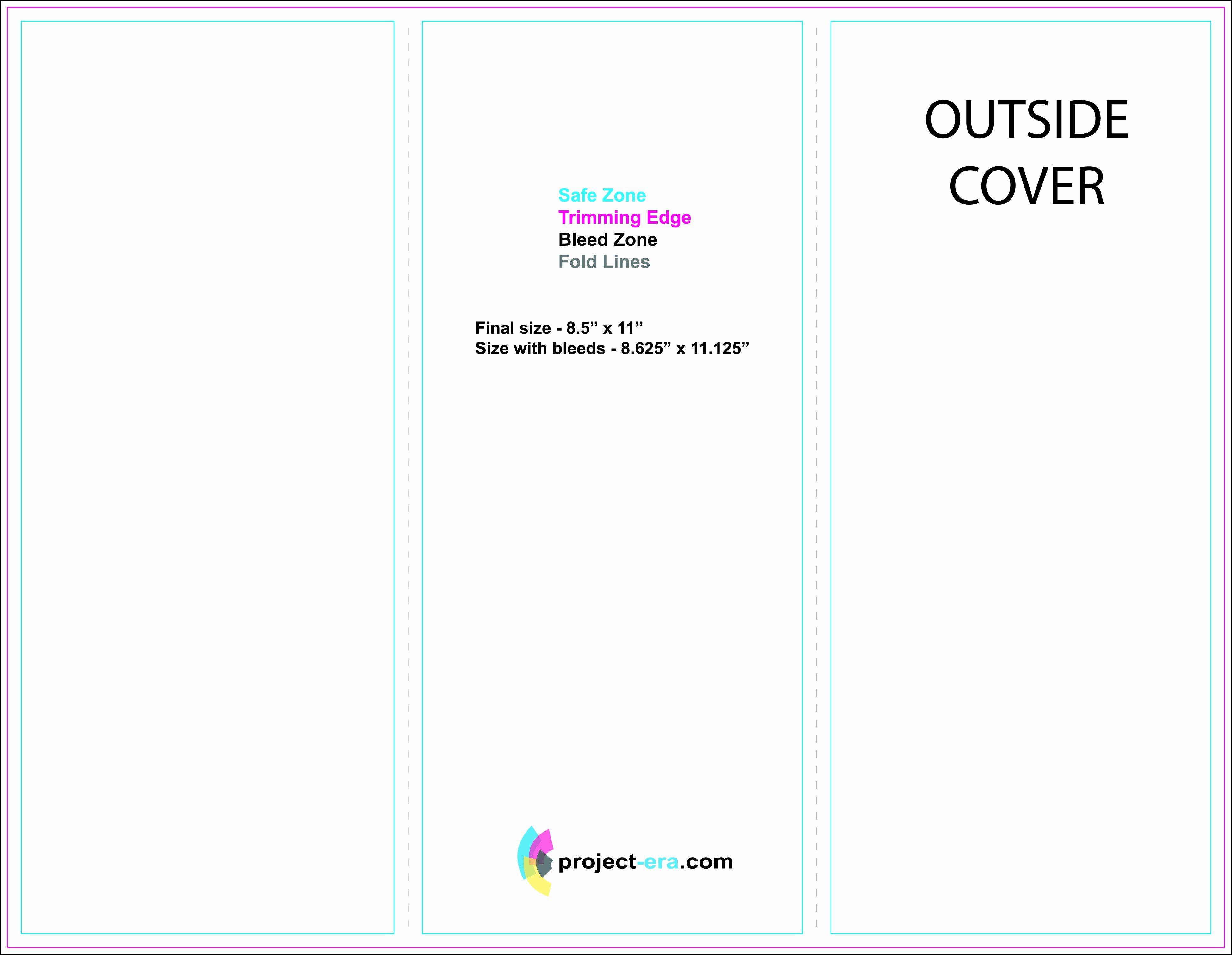 Free Tri Fold Template Fresh Free Printable Tri Fold Brochure Templates