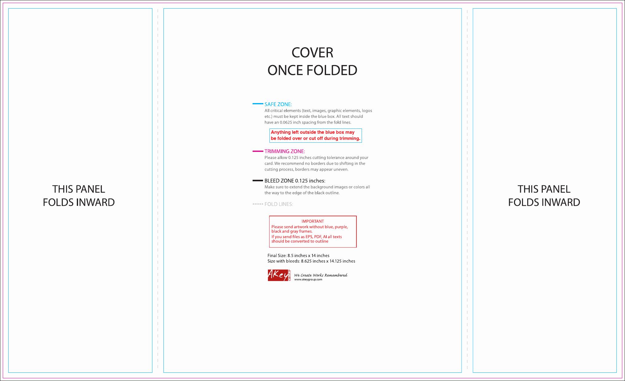 Free Tri Fold Template Fresh Free Tri Fold Brochure Templates for Word