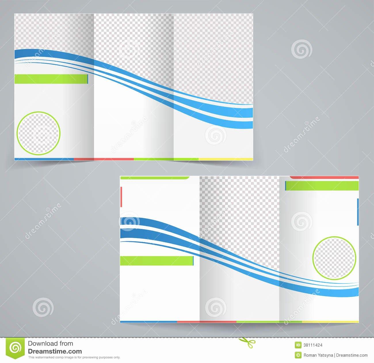 Free Tri Fold Template Fresh Template Tri Fold Brochure Template