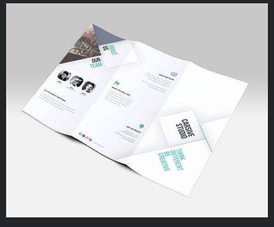 Free Tri Fold Template Lovely 5 Tri Fold Brochure Templates Free Download