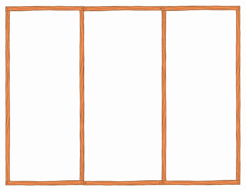 Free Tri Fold Template Lovely Blank Tri Fold Brochure Template