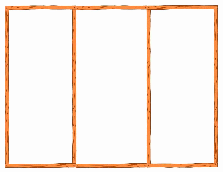 Free Tri Fold Template Unique Blank Tri Fold Brochure Template Example Mughals
