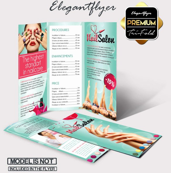 Free Trifold Brochure Template Awesome Tri Fold Brochure Templates 44 Free Word Pdf Psd Eps