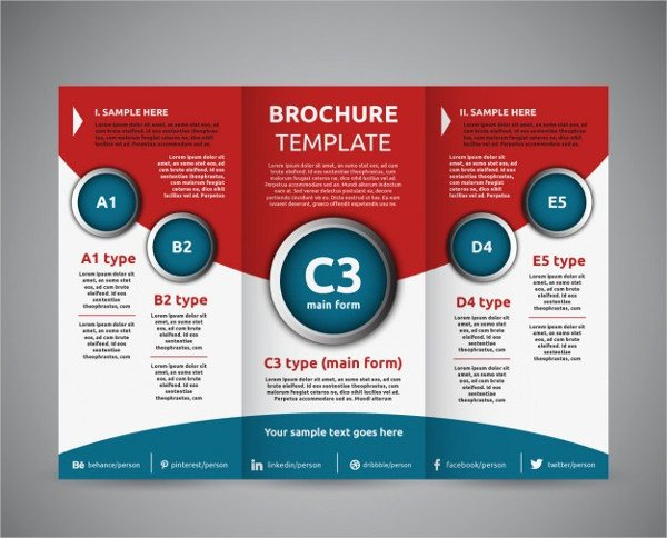 Free Trifold Brochure Template Beautiful 11 Education Tri Fold Brochures Design Templates
