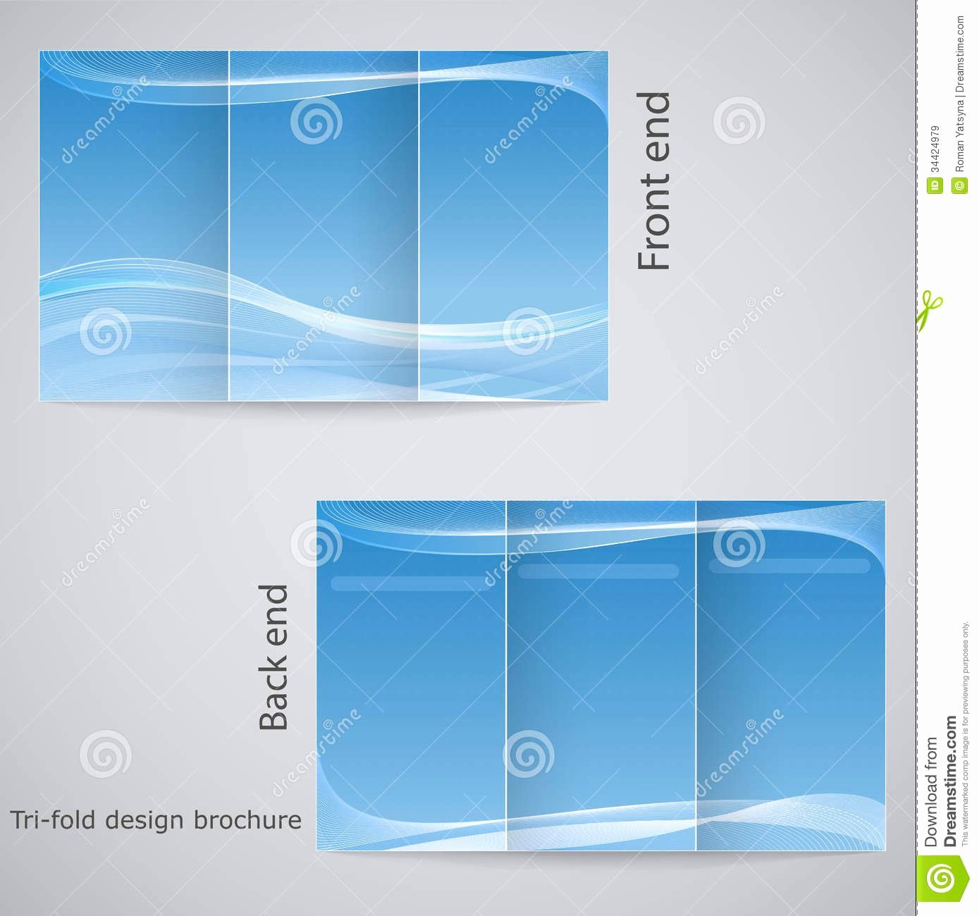 Free Trifold Brochure Template Best Of Blank Tri Fold Brochure Template Example Mughals