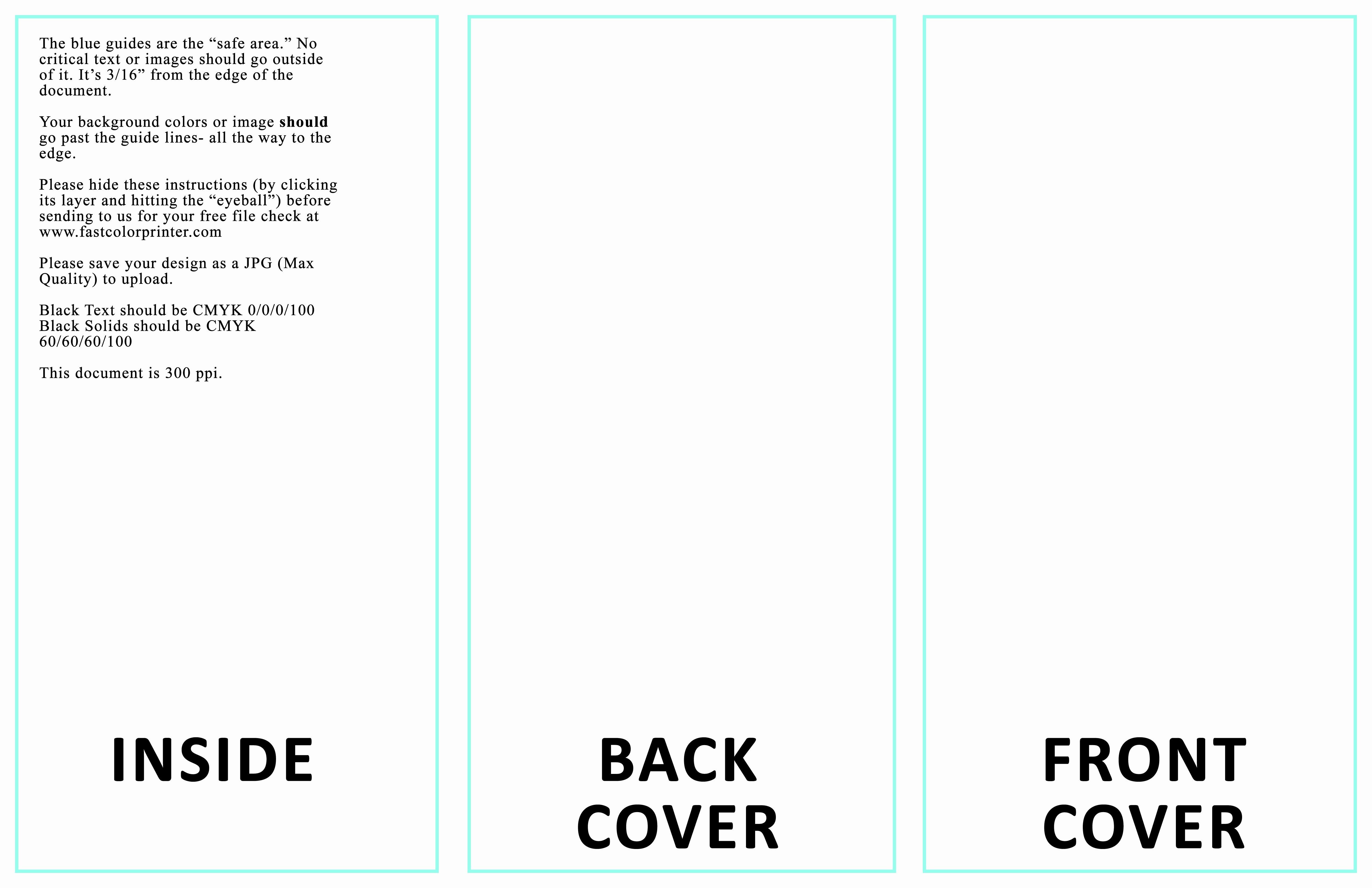 Free Trifold Brochure Template Elegant Microsoft Word Tri Fold Template Portablegasgrillweber